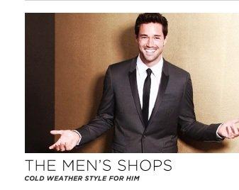 Men's Shops