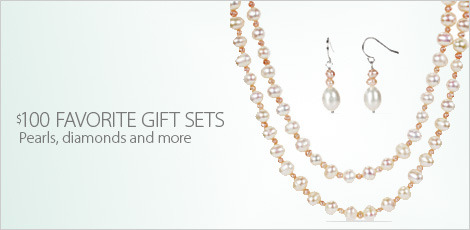 $100 Gifts Favorite Gift Sets Pearls, Diamonds And M Ore