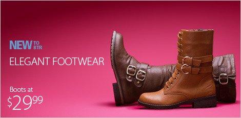 Elegant Footwear Dwp Vegas