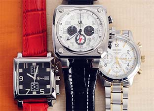 Always in Style: Chronograph Watches from $35