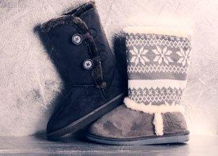 Winter Wonderland Style: Eskimo Boots