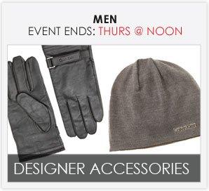 DESIGNER ACCESSORIES - Men's