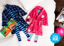 Snuggle Up Kids' Lounge Sets, Robes, & Books