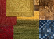 Art Underfoot One-of-a-Kind Rugs