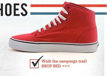 Walk the Campaign Trail!