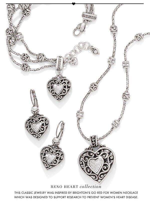 Reno Heart collection