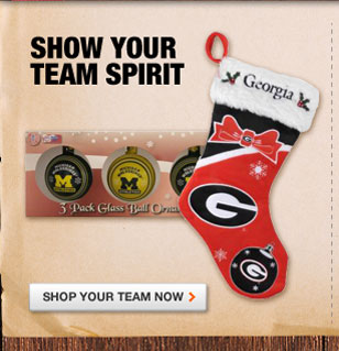 Show your team spirit