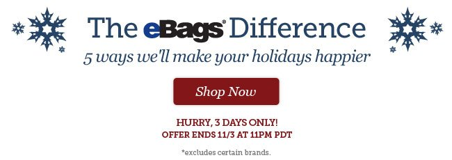 Shop eBags