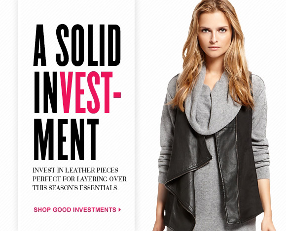 SHOP GOOD INVESTMENTS