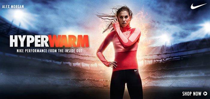 Women's Nike Hyperwarm