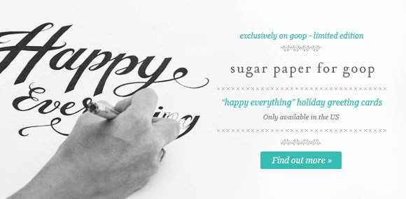 sugar paper for goop - http://www.goop.com/shop/