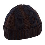 Paul Smith Hats - Mixed Cable Beanie Hat