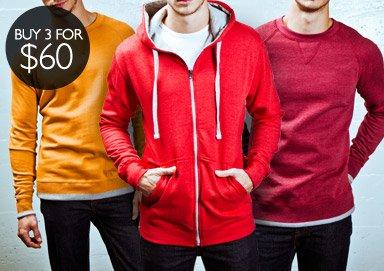 Shop Stock Up: Fall Fleece by Massive