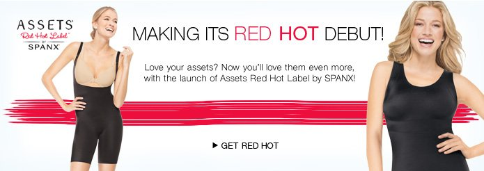 Get Red Hot in Assets Red Hot Label by SPANX