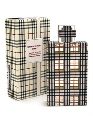 Burberry For Women Brit Eau De Parfum Spray, 3.3 oz - Made In France $49
