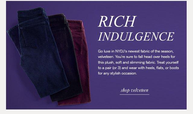 Rich Indulgence
