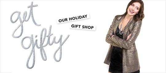 Get Gifty: Our Holiday Gift Shop