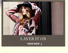 Click here to shop Layer it on