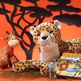 On Safari: Toys & Books