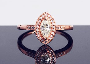 Rose Gold Jewelry Deals