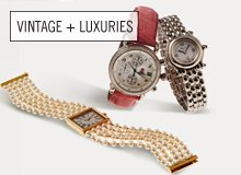 From the Reserve Timepieces by Chanel & More