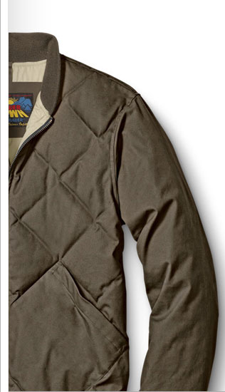 1936 Original Model Skyliner Down Jacket