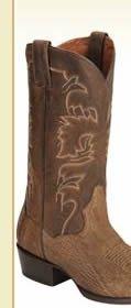 Men's Shark Skin Boots