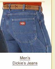 Men's Dickie's Jeans