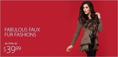 Fabulous Faux-Fur