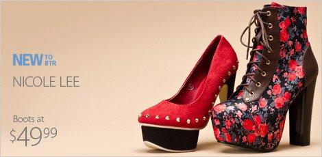 Nicole Lee Shoes