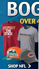 Shop our NFL BOGO items today!