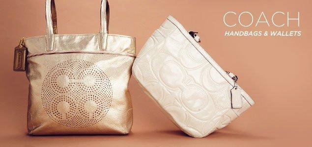 Coach Handbags and Wallets