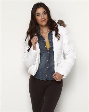 Tandera Convertible Polyfill Puff Jacket $29