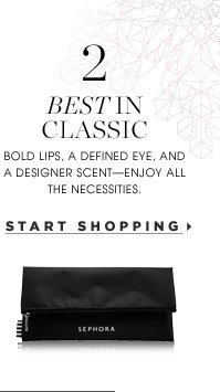 MUFE should be in all caps. Best In Classic. Bold lips, a defined eye, and a designer scent - enjoy all the necessities. Classic Look. Start shopping