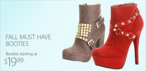 Fall Must Have Boots
