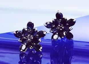 Sapphire Jewelry under $99