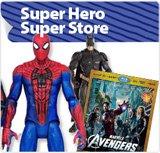 Super Hero Super Store