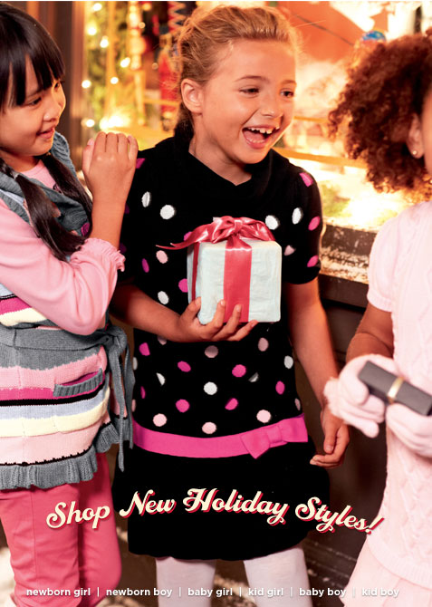 Shop New Holiday Styles!
