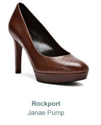 Women's Rockport Janae Pump