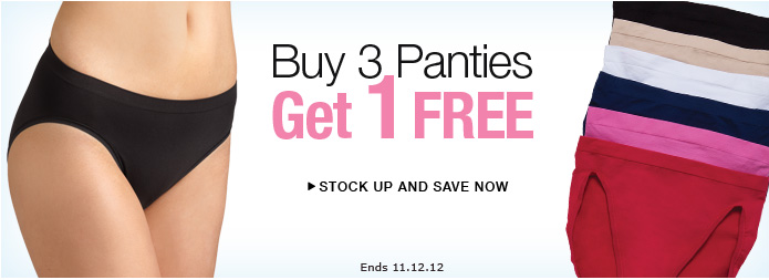 Shop Panty Deals