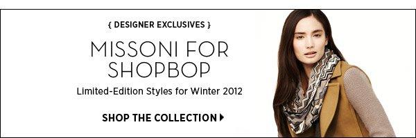 Shop our exclusive Missoni for Shopbop Scarves. Shop now >>