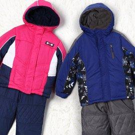 Snow Play: Kids' Snowsuits