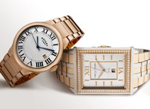 Spotlight On Men's Rose Gold Watches