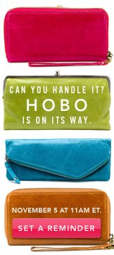 Hobo Is On Its Way. Set A Reminder.