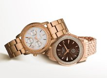 Spotlight On Women's Rose Gold Watches & Jewelry