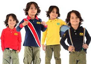 The Little Gentleman:  Sher Singh Cricket Polos