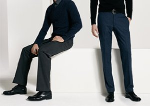 Incotex Ivory & Ballin: Essential Trousers