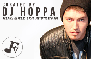 Curated by DJ Hoppa