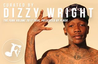Curated by Dizzy Wright