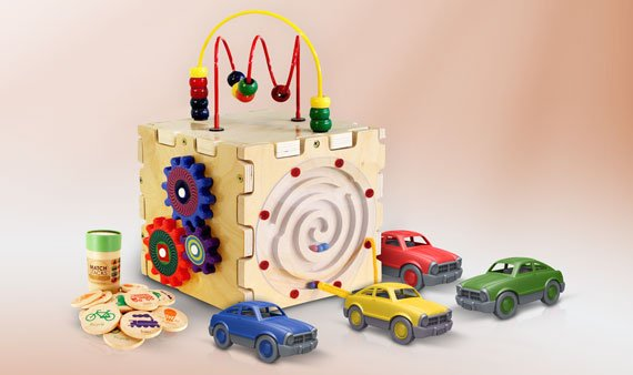 Made in America: Top Toys  - Visit Event